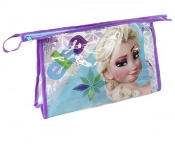 Kosmetická taška vybavená Ledové Království Elsa
