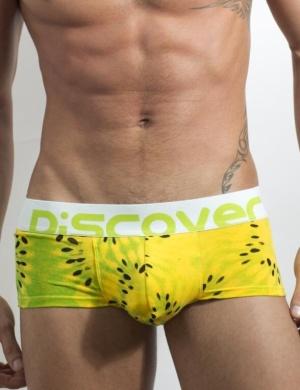 Pánské boxerky Discover Kiwi, Velikost oblečení M