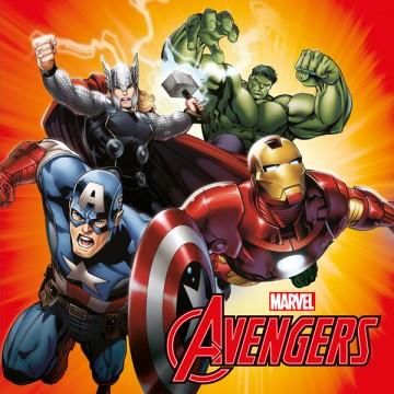 Polštářek Avengers 40/40