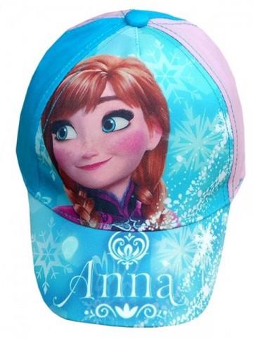 Kšiltovka Ledové Království Anna vel. 52