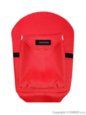 Nosítko  Womar Champion svetle červené