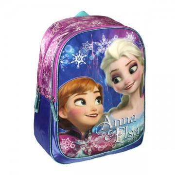 Batoh Ledové Království Anna a Elsa vločky 42 cm
