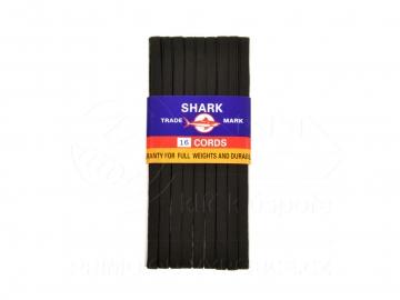 Fekete gumi (21cm)