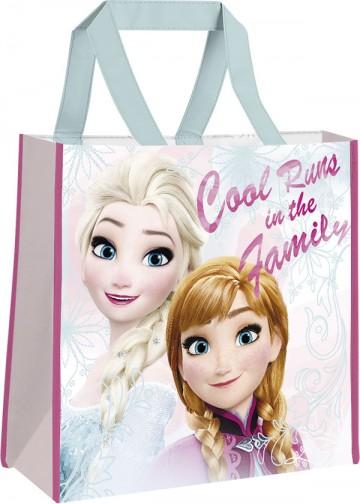 Dětská nákupní taška Ledové Království Cool 38 cm