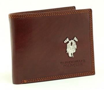 Pánská peněženka POLO CLUB [99008]