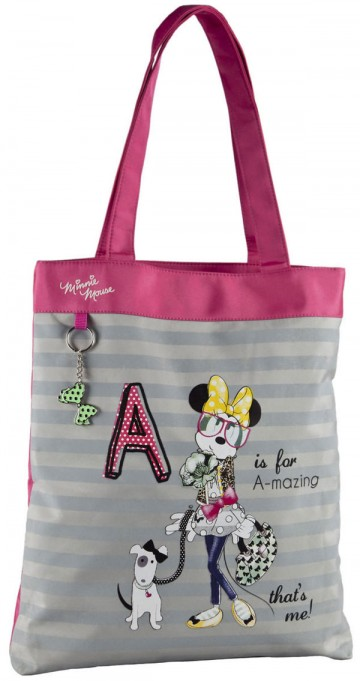 Nákupní taška Minnie Amazing 38 cm
