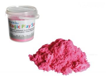 Nisip magic - găletușă 1kg - roz