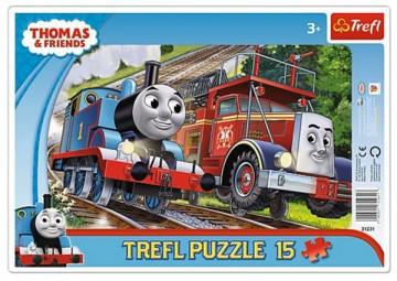 Puzzle Tomas 15 darab