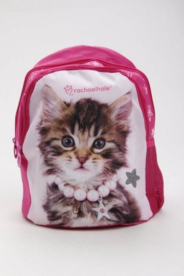Junior batoh Kočička růžový