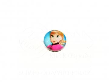 Ozdobný patent na náramek - Frozen 17