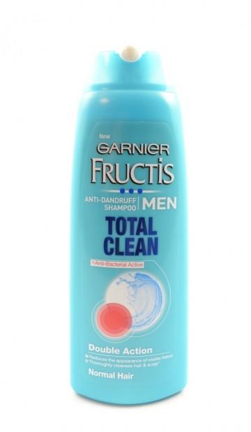 Garnier Fructis Total Clean - Šampon pro muže, 250ml