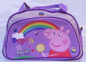 Sportovní taška Peppa Pig Duha
