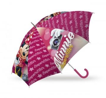 Vystřelovací deštník Minnie SuperStar