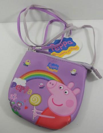 Kabelka Peppa Pig Duha