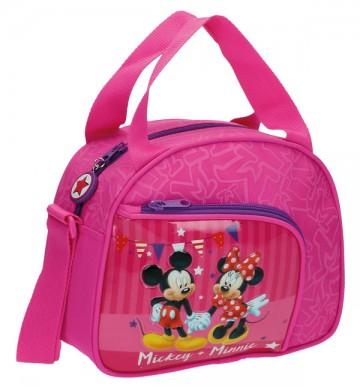 Junior taška Mickey a Minnie party