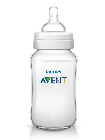 Dojčenská fľaša Avent Classic + 330 ml