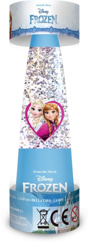 Vodní lampička Ledové Království Anna a Elsa