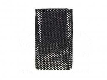 Dámská koženková peněženka Kutti vzor hvězdy - černá [6939]