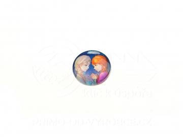 Ozdobný patent na náramek - Frozen 5
