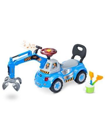 Dětské jezdítko Toyz Lift blue