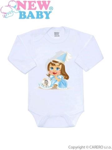 Body s potlačou New Baby Horoskop PANNA