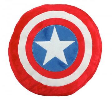 Polštářek 3D Avengers Bouclier 36 cm