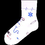 Ponožky - Zdravotnictví - velikost 43-46