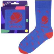 Ponožky - Zodiac - Panna - velikost 43-46