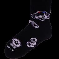 Ponožky - Policie - velikost 43-46