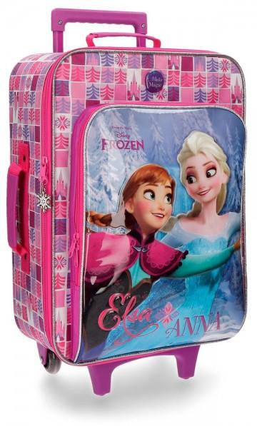 Cestovní kufr Ledové Království Magic 50 cm
