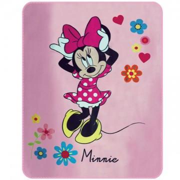 Fleece deka Minnie Liberty 110/140