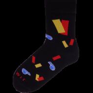 Ponožky - Rozhodčí - velikost 43-46