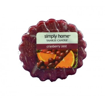 Yankee Candle 22g Tarts Cranberry Zest