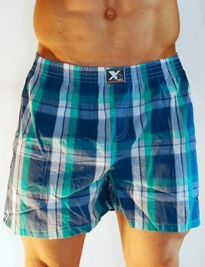 Pánské trenýrky Xtremen Shorts Boxer TH 23, Velikost oblečení L