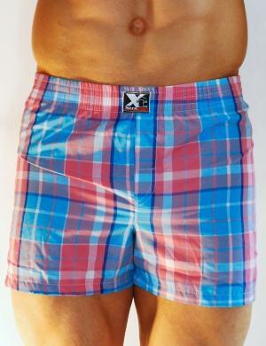 Pánské trenýrky Xtremen Shorts Boxer TH 17, Velikost oblečení S