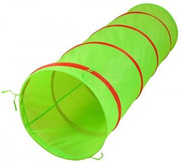 Dětský tunel zelený