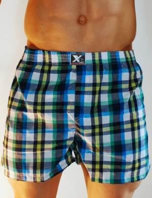 Pánské trenýrky Xtremen Shorts Boxer TH 19, Velikost oblečení L