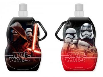 Láhev na pití s karabinou Star Wars VII 330 ml