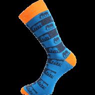 Ponožky - Sloni - velikost 43-46