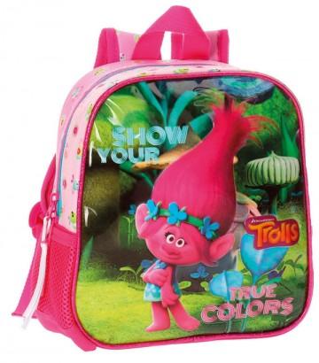 Junior batoh Trollové Colors 25 cm