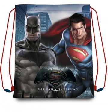 Taška na tělocvik a přezůvky Batman vs. Superman