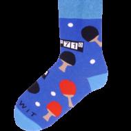 Ponožky - Pingpong - velikost 43-46