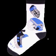 Ponožky - Termo Hokej - velikost 43-46
