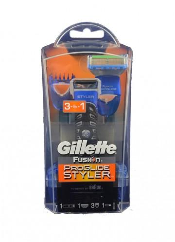 Gillette Fusion Proglide Styler 3in1 holící strojek se zastřihovačem