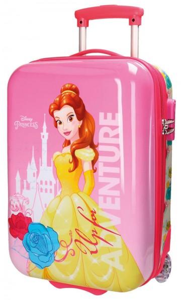Cestovní kufr ABS Princezna Bella 50 cm