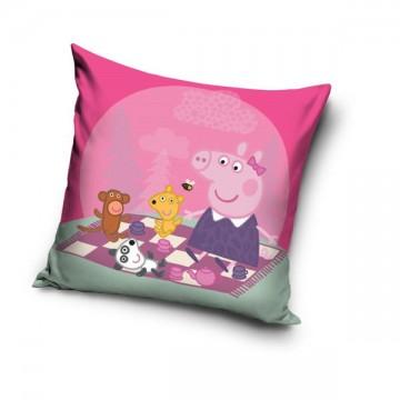 Povlak na polštářek Peppa Pig hra 40/40 cm