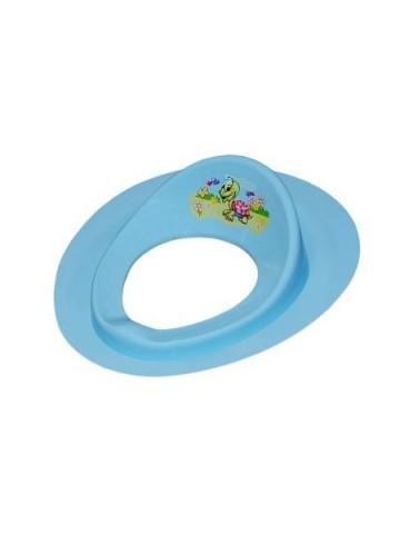 Dětské sedátko na WC  želva modré