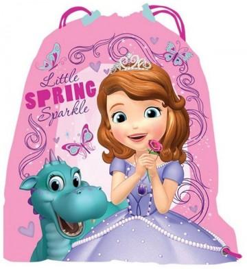 Taška na tělocvik Princezna Sofie první jaro