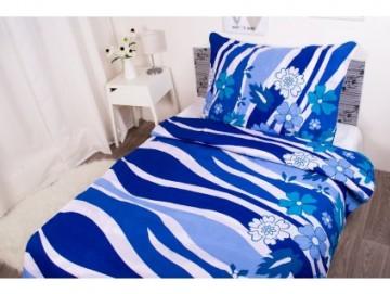 Lenjerie de pat din bumbac, pentru 2 persoane 140x200/70x90cm [PL0123]