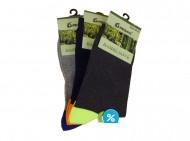 Pánské klasické bambusové ponožky Pesail SC2305 - 3 páry, velikost 39-43